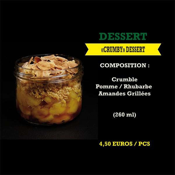 Dessert Crumby