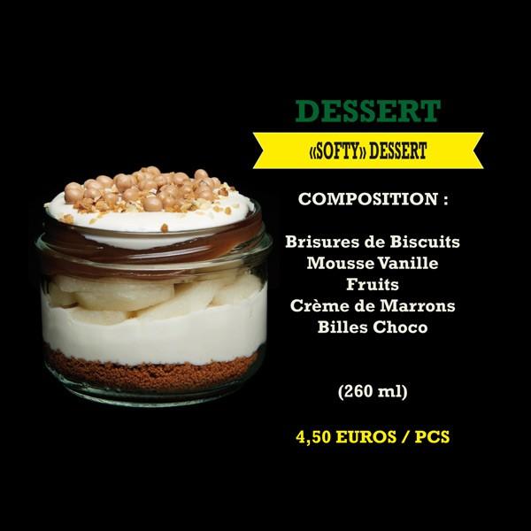 Dessert Softy