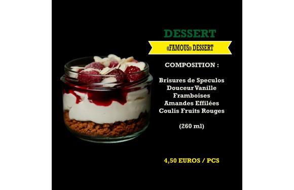 Dessert Famous