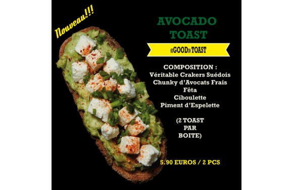 Avocado Toast Good
