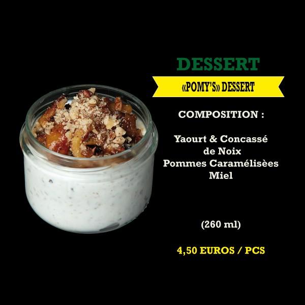 Pomy's Dessert