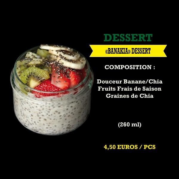 Banakia Dessert