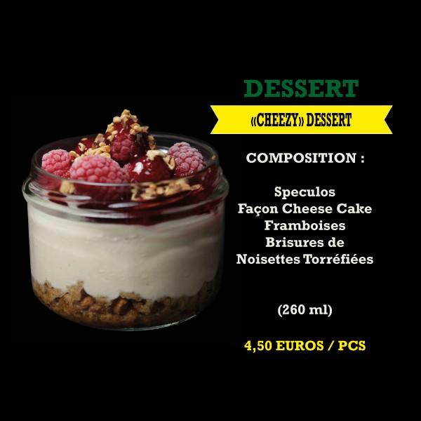 Cheezy Dessert