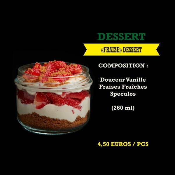 Fraize dessert