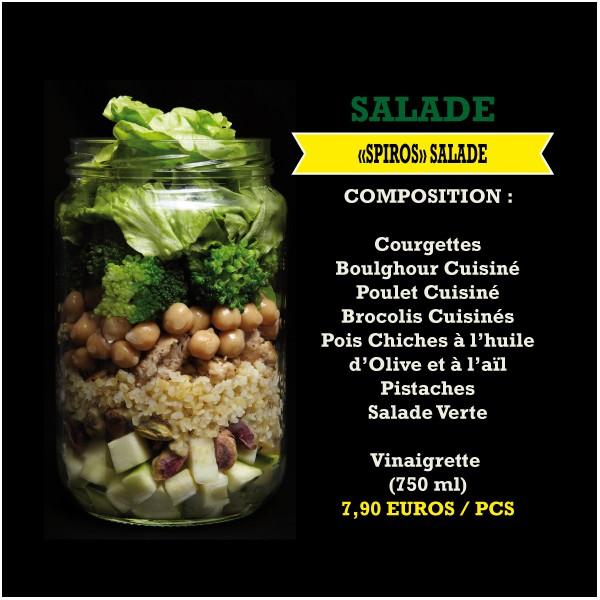 Salade Spiros