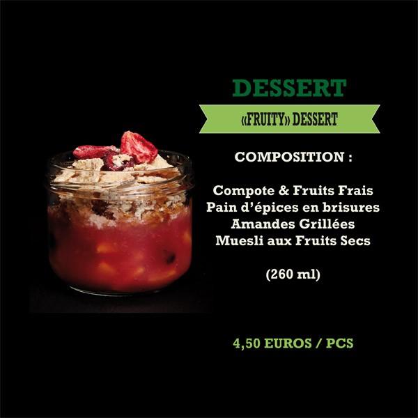 Dessert Fruity